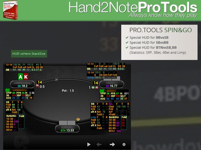 Hand2NoteProTools Spin