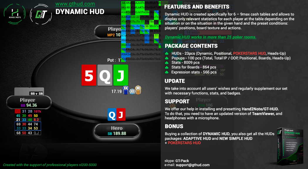 Online poker table finder