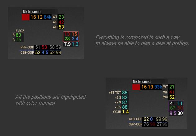 GT New Simple HUD
